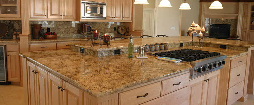Polishing Your Granite Countertop